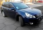 Subaru Outback 2010 внедорожник