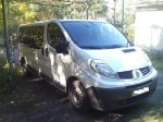 Renault Trafic 2009 минивэн