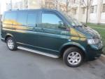 VW Multivan 2009 минивэн
