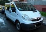 Opel Vivaro 2007 минивэн